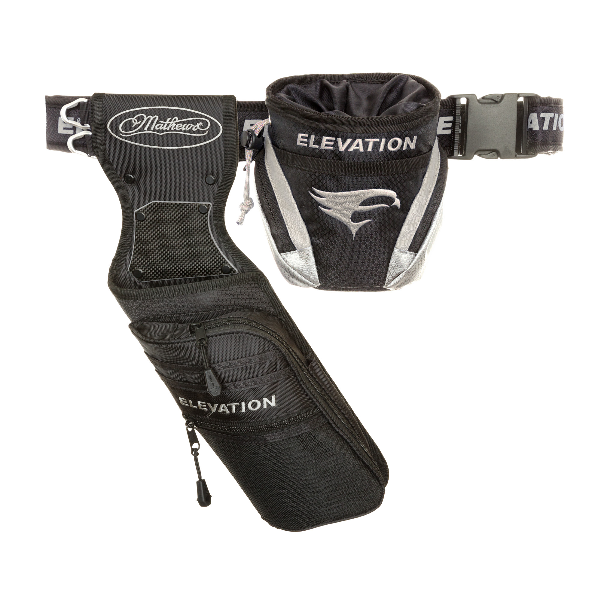 Elevation Transition Hip Quiver Package Mathews Edition Left Hand
