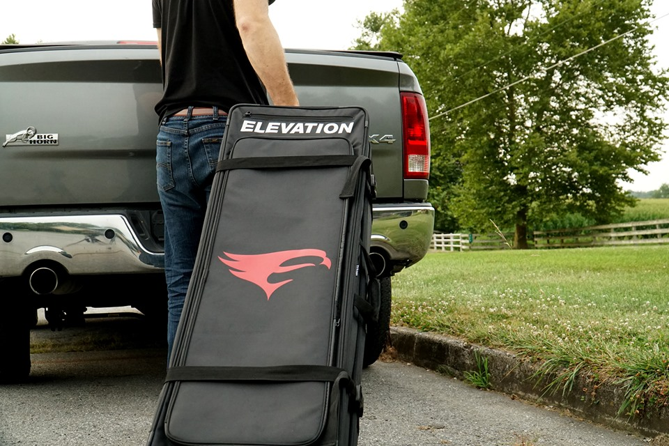Elevation Jetstream Bow Case, Bow Case