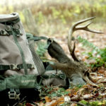 Elevation HUNT Pack, Hunting Backpack, Hunting Pack with Deer, Elevation HUNT pack in the field